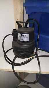 Simer Submersible Pump - Pompe Subdmersible