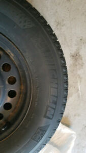4 winter tire and rims to sell need gone by weekend