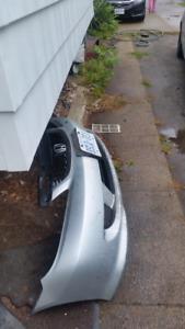 Honda s I front bumper