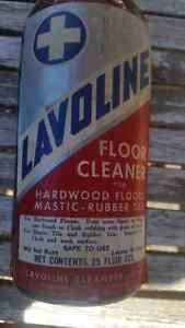 Old Lavoline bottle London Ontario image 2
