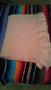 Couverture en pure laine