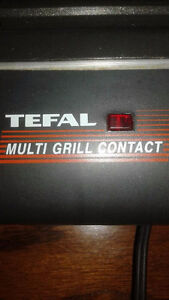 Grill Tefal multifonctionnel