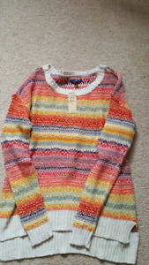 New American eagle  ladies sweater with tags still on it