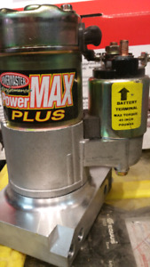 Powermax starter... brand new, still warrentied