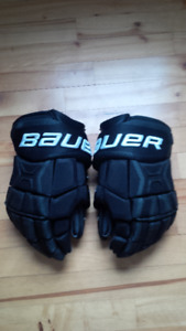 "Bauer Supreme TotalOne MX3 13"" Hockey Gloves"