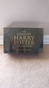 BNIB Harry Potter Book Collection