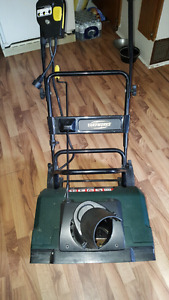 Electric snowblower for sale.