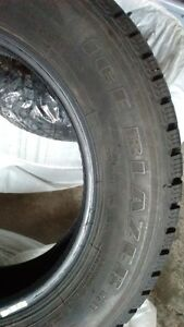 Four Ice Blazer Winter Tires  for sale (Nearly New!) Kingston Kingston Area image 3