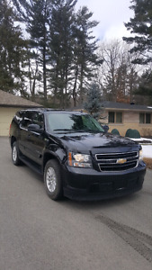 CHEVROLET TAHOE HYBRID FIRST OWNER 107 KMS IMMACULATE CONDITION