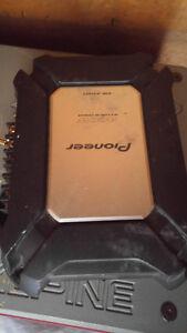 Amplificateur Pioneer GM-3500T / 400W / & sub