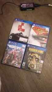 PS4 games 20 each or 4 for 70$ Kingston Kingston Area image 1