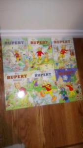 The Rupert Annual (x6)