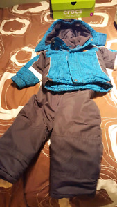 18 month snow suit