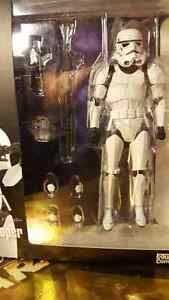 Kaiyodo Star Wars Revo (Revoltech)  No. 002 Stormtrooper Figure London Ontario image 3