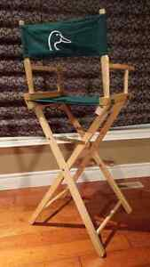 Ducks Unlimited Directors Chair - Great condition - Only $40