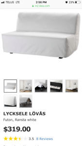 Lycksele Lovas ikea compact pull out couch in good condition!