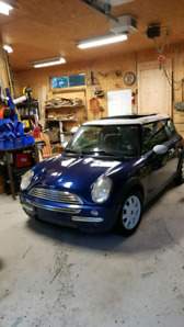 MINI COOPER 2002**IMPECCABLE**