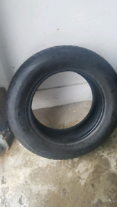 Winter tire 195-65-15 no rim