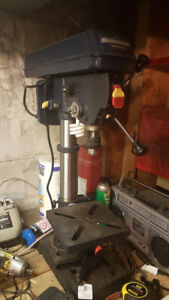 Mastercraft Hawkeye Laser Drill Press - 10""