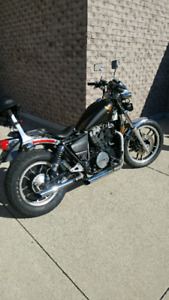 Honda shadow 750 mint with bobber