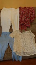 Lady 18 size clothes bundle