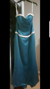TUTTO BENE SILK GOWN & other DRESSES