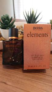 Eau de toilette pour homme Hugo Boss Elements