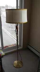 Tall Tri-light Lamp