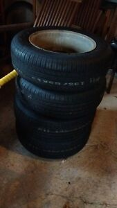 4 All Season Tires for Sale on Rims