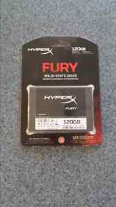 Kingston hyper x 120gb ssd