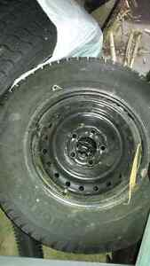 New tires and rims Sarnia Sarnia Area image 1