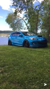 **Mazdaspeed 3 Mint**