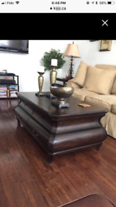Coffee tables-4 pieces