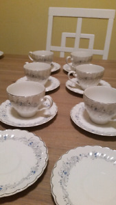 China tea cup service