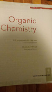 Organic Chemistry 10th Edition West Island Greater Montréal image 1