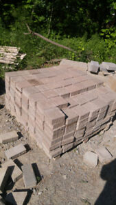 Landscaping brick (160SqFt)