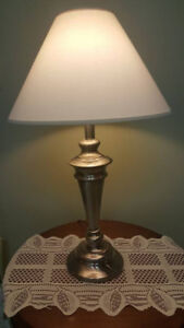 Assortment of Lamps from Winners