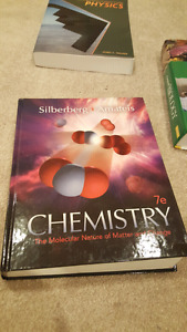 UofA SCIENCE TEXTBOOKS FIRST YEAR