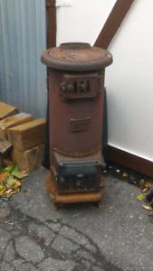 Small wood stove $70