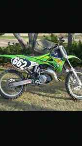 Looking for 125 cc dirt bike