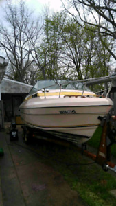 boat and trailer combo