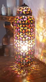 Lamp from morrocan country