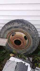 Ford f350 spare