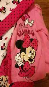 Minnie outfits. 0-3 and 3-6
