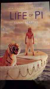 Life of PI.  Movie cover edition. Great quality.
