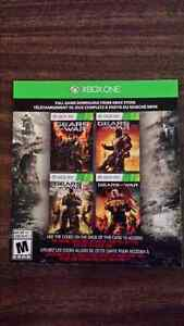 Gears Of War Collection Xbox ONE London Ontario image 1