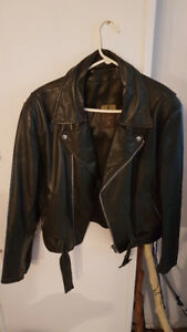 4 Leather jackets for sale