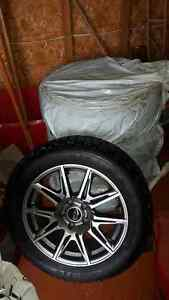 "BRAND NEW 17"" Winter Tires & Rims"