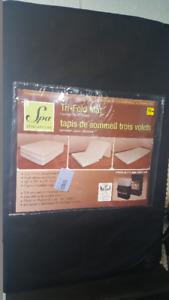 Tapis de sommeil 3 volets/ Tri-fold mat