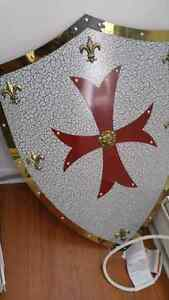 Templar Shield Replica  West Island Greater Montréal image 2